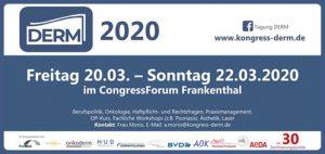 Tagung DERM @ CongressForum in Frankenthal